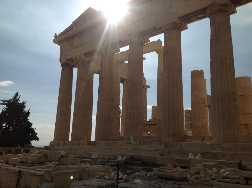 athens acropolis parthenon rizztube empower network