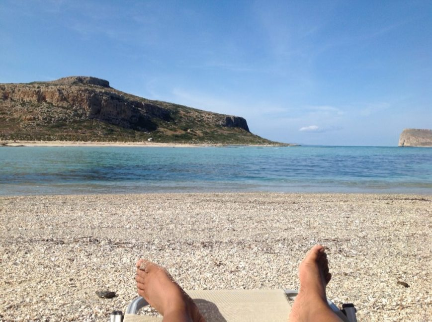 balos beach greece empower network