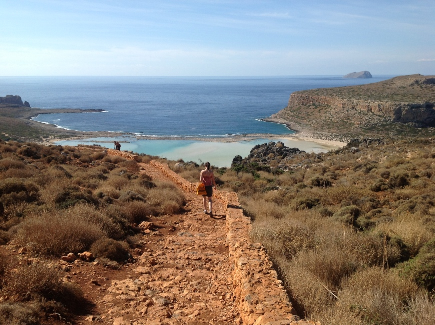 balos beach greece rizztube empower network stone steps